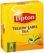 Чай Липтон Чай Lipton Yellow Label  100пак
