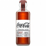 Кока Кола (Coca-Cola) Signature Mixers Smoky Notes 0.2л, стекло (12 шт уп)